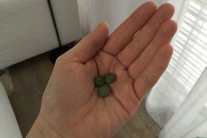 Chlorella + zelená káva = Greenshaper (TEST)